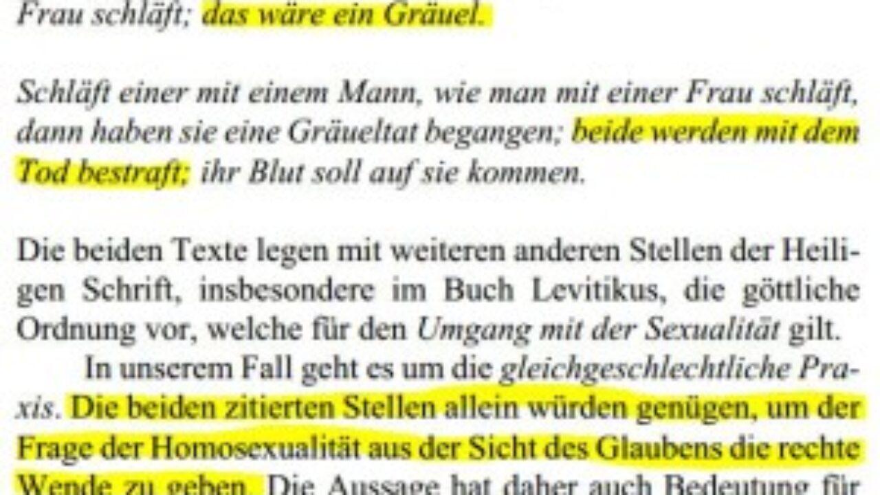 Der Bischof Von Chur So War Es Nicht Gemeint Queerup Radio
